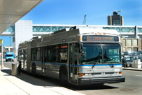 Silver Line Bus at Airport1