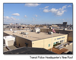 Police roof