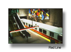 red line