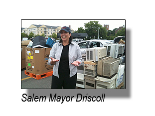 Salem Mayor Driscoll