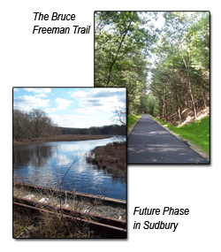 The Bruce Freeman Trail