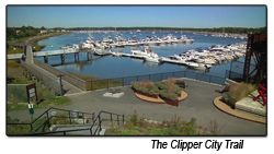 The Clipper City Trail