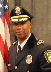 Acting Police Chief Kenneth Green