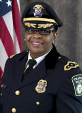 Deputy Gloria Andrews Ward tn