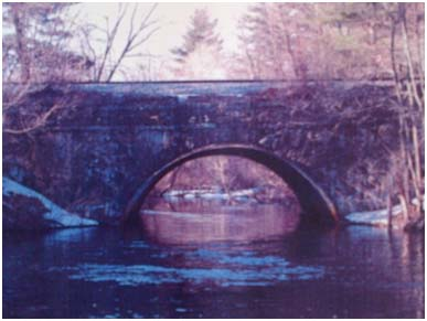 Shawsheen River Bridge