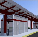 Rendering of Mattapan Booth