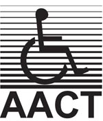 Access Advisory Committee to the MBTA (AACT) logo