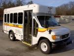 Office for Transportation Access--THE RIDE bus
