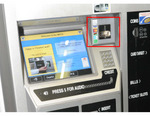 FVM Credit Card Slot highlighted. Click to enlarge.