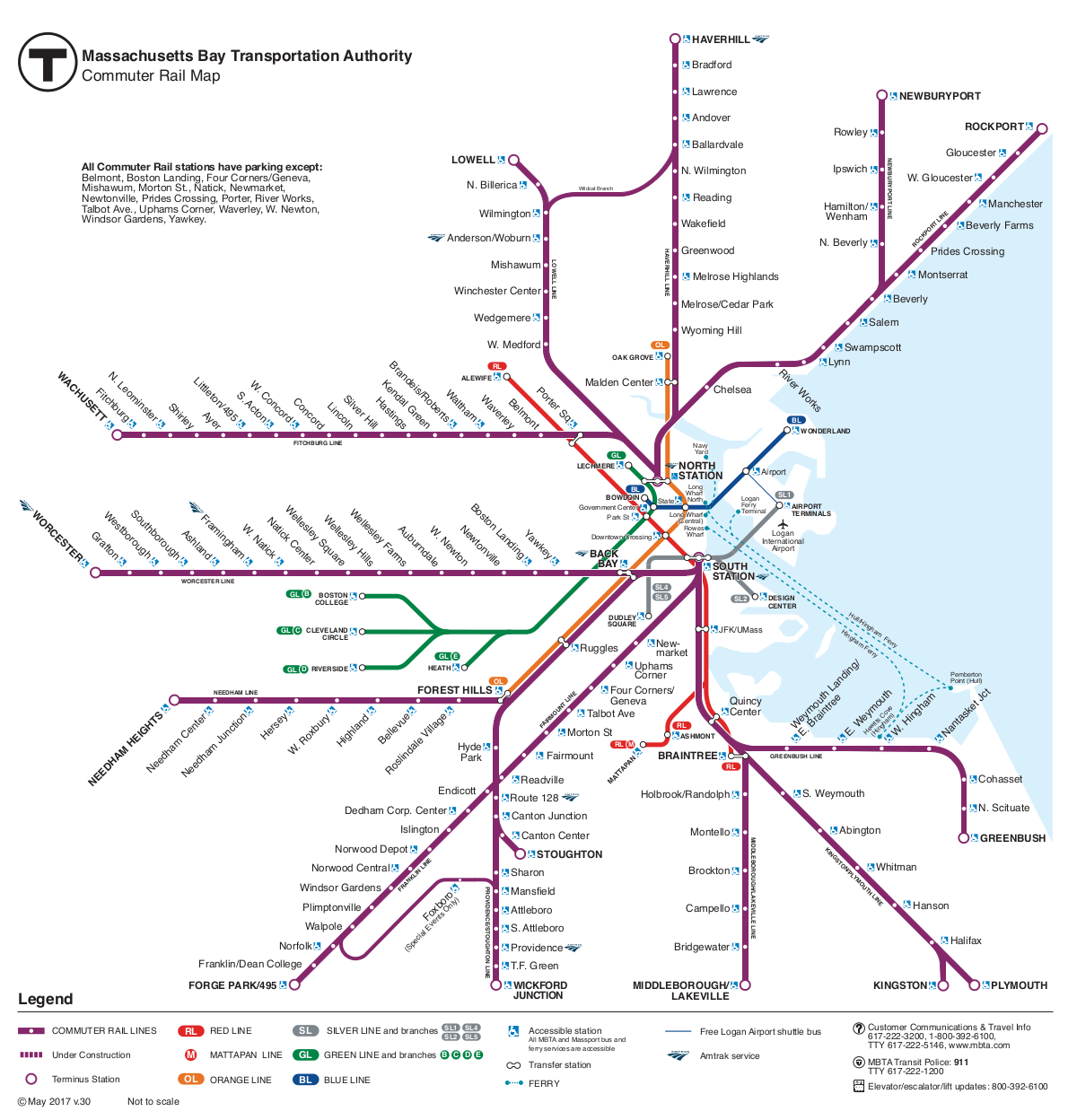 map of amtrak stations in boston you can see a map of many