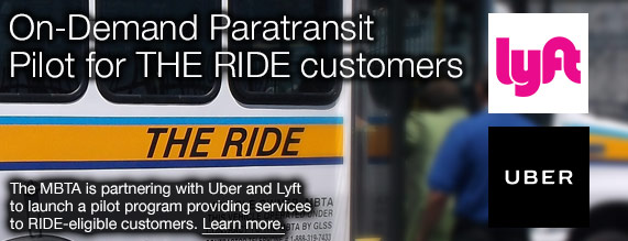 The Ride UberLyft Pilot Program