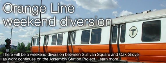 2014 Orange Line Diversion - No Dates