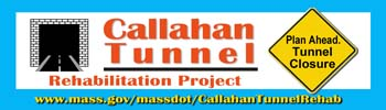 Callahan Tunnel Rehab Project