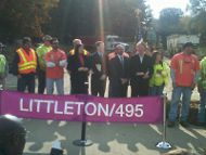 Littleton Station for Fitchburg CR line improvement project thumb