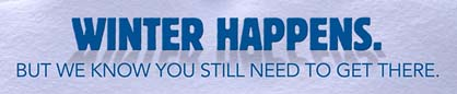 Winter Happens Banner