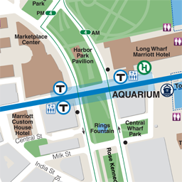 Aquarium Neighborhood Map thumbnail