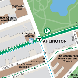 Arlington Neighborhood Map thumbnail