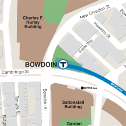 Bowdoin Neighborhood Map thumbnail