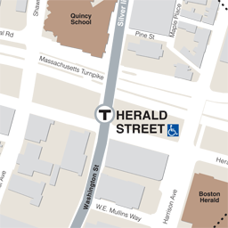 Herald St Neighborhood Map thumbnail