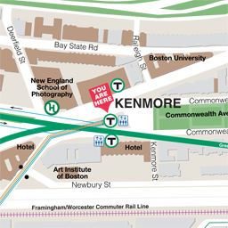 Kenmore Neighborhood Map thumbnail