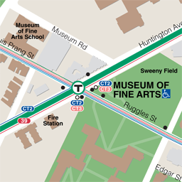 Museum Neighborhood Map thumbnail