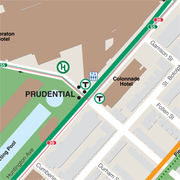 Prudential Neighborhood Map thumbnail
