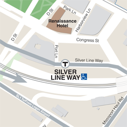 Silver Line Way Neighborhood Map thumbnail